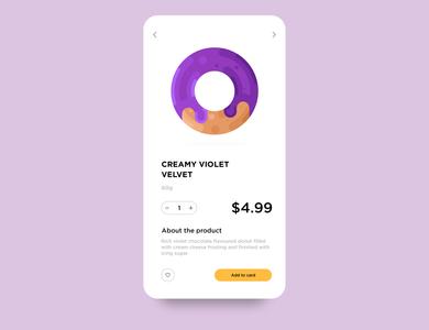 Donuts online app