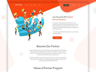 Personify XP - Partners