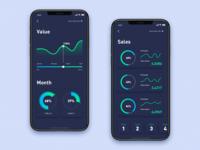 Data visualization interface