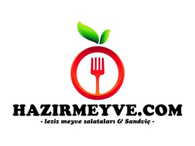 Hazirmeyve Logo brand logo fruit salad fresh fruit