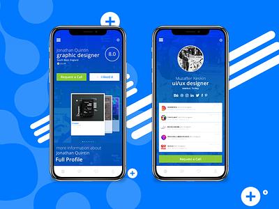 Creakie App ui apps mobile app
