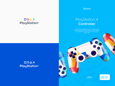 Playstation Logo Rdesign
