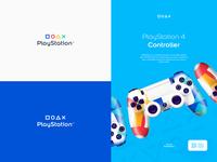 Playstation Logo Rdesign