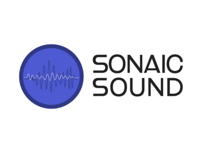 Sonaic Sound - Logo B