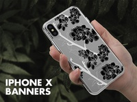 Iphone X Banner v4