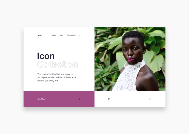 Daily UI: #003 Landing Page (above the fold) dailyui daily challenge header web design user inteface ui