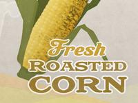 Fresh Roasted Corn