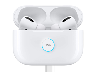 Simple Addition to Airpods music userinterface uxdesign ux design graphicdesgn productdesign apple airpods developer ios uiux ui