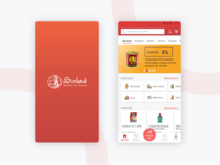 Build Mobile Application for distributors and stalls