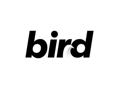bird mark typography type illustration logodesign negativespace minimal simple logotype icon design branding eagle pigeon animal bird identity brand logo