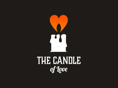 Candle + Love Logo