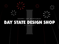Happy Birthday, Bay State Design Shop