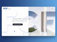 FCF Construtora • Portfolio Website