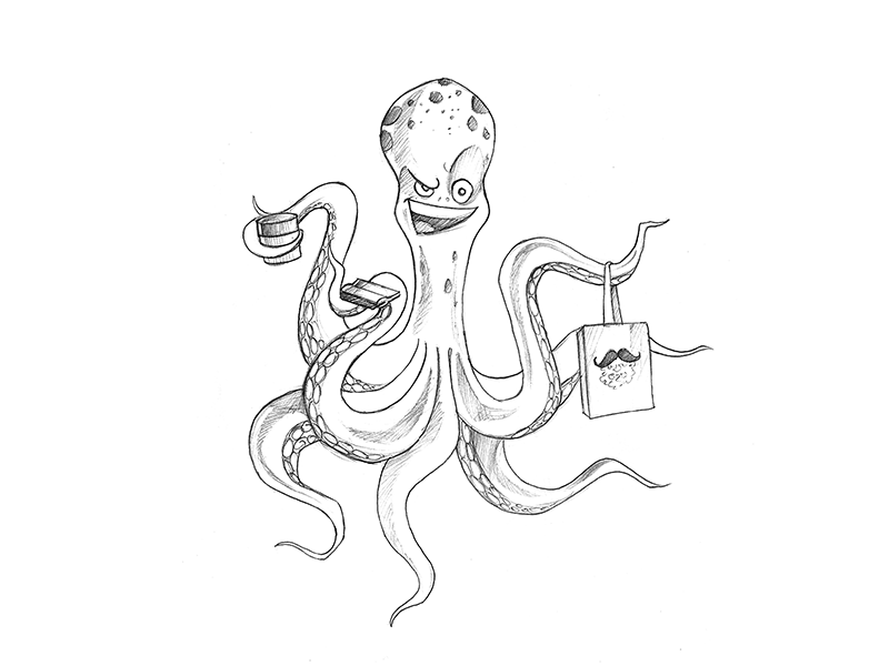 Printoctopus
