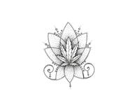 Marijuana Leaf Sketch
