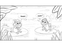 Turtle Sketch Design