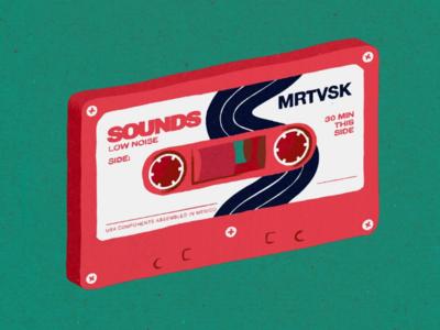 Retro cassette