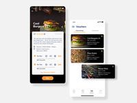 Mobile app details app ui ux design