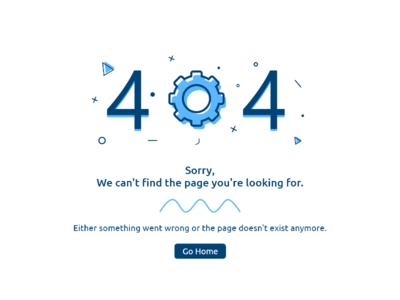 404 Page for EKRUT