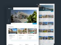 Institutional Property Advisors - Website Redesign