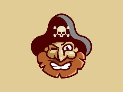 Pirate roger jolly pirate