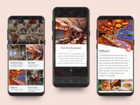 App for restaurant