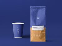 Bakal Coffee Branding.