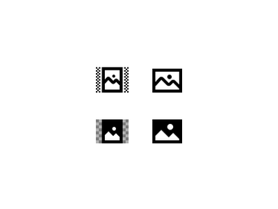 Fit & Fill: Icon Design Process zoom view resize adjust crop fill fit