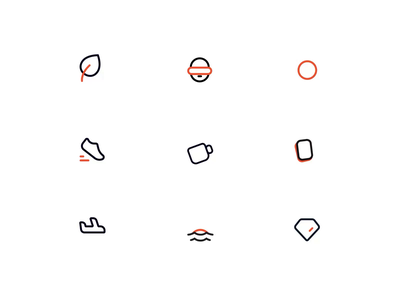 Flexon - Dark & Light vector icondesign iconpacks iconsets iconpack iconset illustration appdesign userinterface concept uidesign design minimal ui