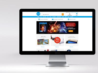 BIGW JMS 01 app web branding ui ux design