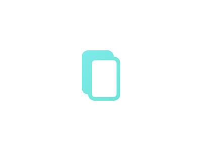 Carded Mark mark logo simple minimal cards