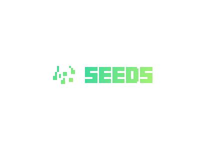 Minecraft Seeds simple minimal gradient pixel 8bit 8-bit seeds minecraft