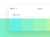 Grdnt - Landing Page