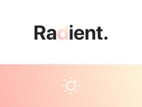 Radient Logo