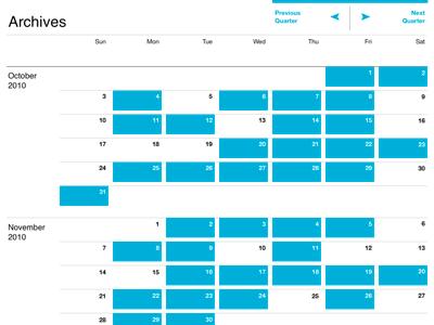 More Calendarical Schtuff calendars