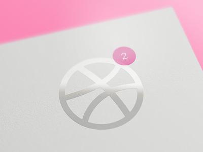 Dribbble Invites invite invites dribbble logo minimal clean