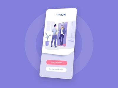 TRYON Fashion App closet virtualreality fashion app fashion 3d