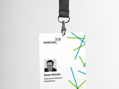 AvenueCX ID Card