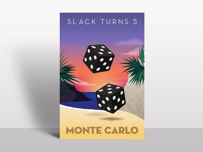 Slack Monte Carlo