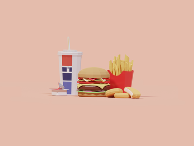 Animater Fast Food