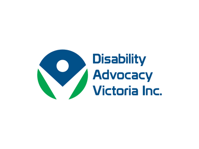 Disability Advocacy Victoria Inc pictorial mark illustration vector pictorial contest design logo