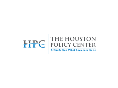 The Houston Policy Center typography letter mark letter logo letter vector contest design logo