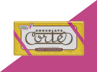 CORTÉS // chocolate bar re-packaging design puertorico packaging food chocolate
