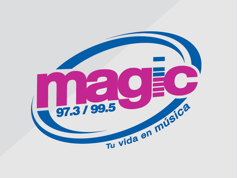 MAGIC 97 3FM // radio station in puerto rico by Bryan Troche on Dribbble