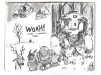 More sketchbook mechs