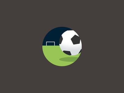 Football Icon football icon sport flat