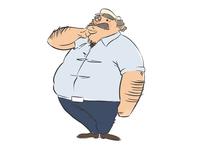 Herr Butternuss Character
