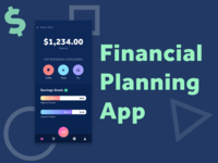 Financial Planning Mobile App