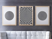 Vortex Art Prints