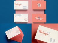 Beluga Branding Collateral